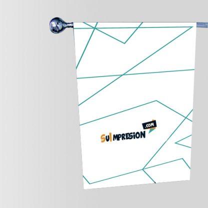 Banderola personalizada fachada