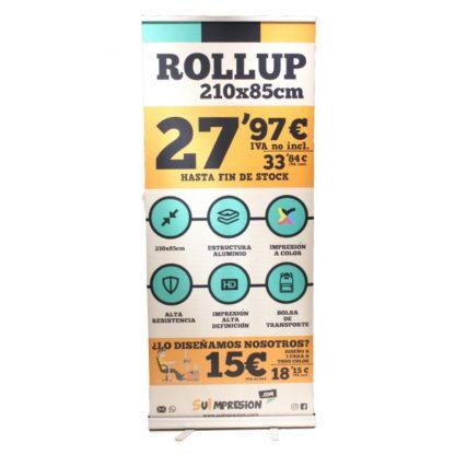 Rollup personalizado