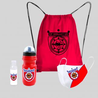 Pack sanitari FC Mollet