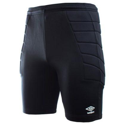 Short tèrmic porter encoixinat negre